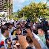 Desvergüenza, diputados del Partido Verde se cuelgan de Malecón Tajamar. Los corren