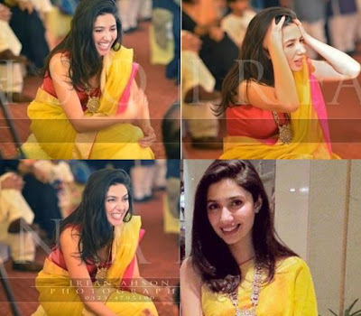 Natural Expressions of Mahira Khan which one is best  In Pakistan Celebrities