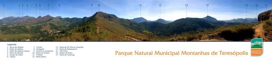 Paque Natural Montanhas de Teresópolis