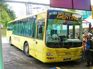 Klang Sentral Bus Ticket