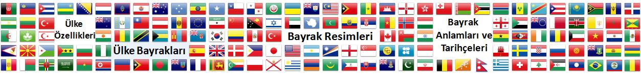 Ülke Bayrakları Resimleri, Anlamları ve Tarihçeleri