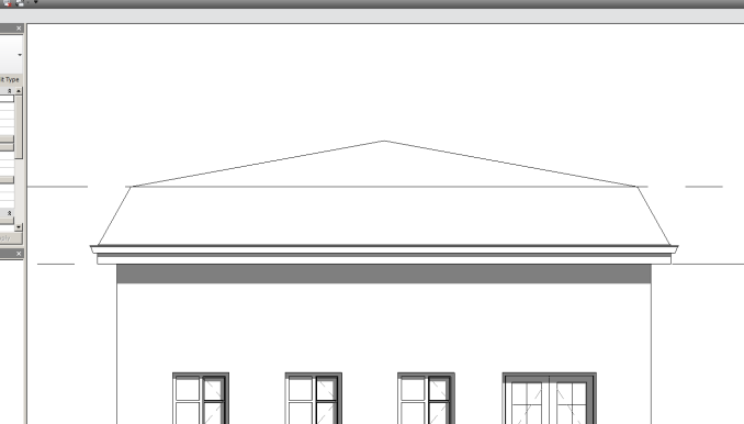 Tms cad autodesk bim in scotland how to create a mansard roof for Mansard roof section