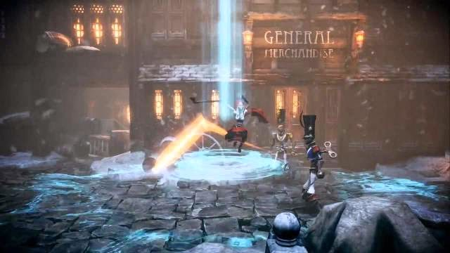 Woolfe The Red Hood Diaries PC Games Gameplay