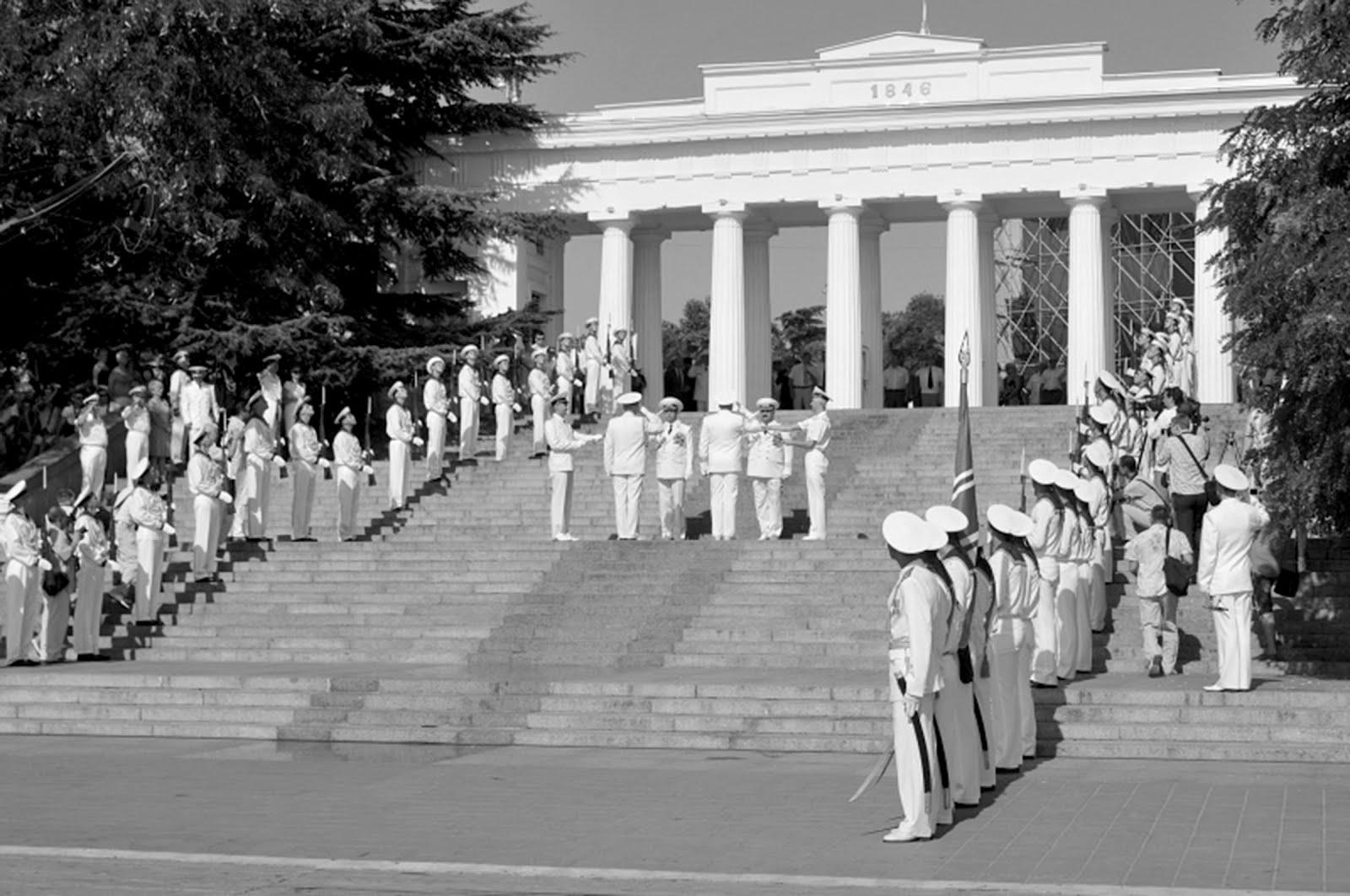 Блог «СГ»: С чего начинался Севастополь