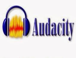 برنامج audacity لتحرير وتسجيل الصوت