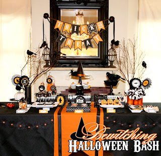 halloween bash, more ideas