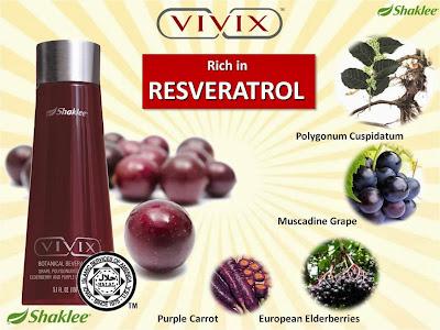 ramuan shaklee vivix