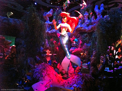 Little Mermaid Ariel's DCA Under Sea Disney California Adventure