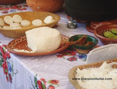 Queso Artesanal en la Cocina Mexicana