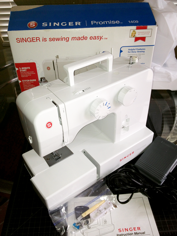 SEWING MACHINE GIVEAWAY!!!