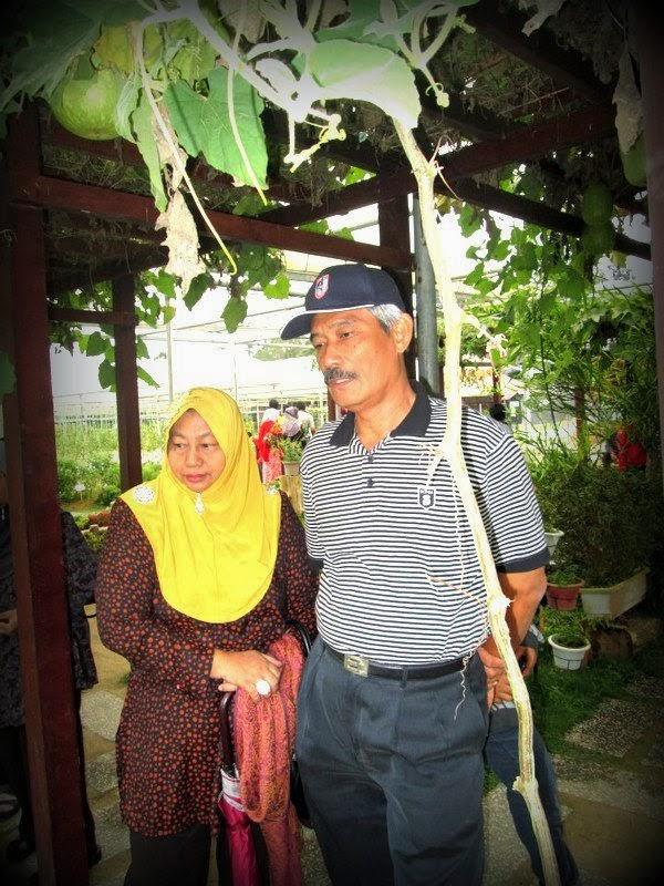 My Maa & Abah