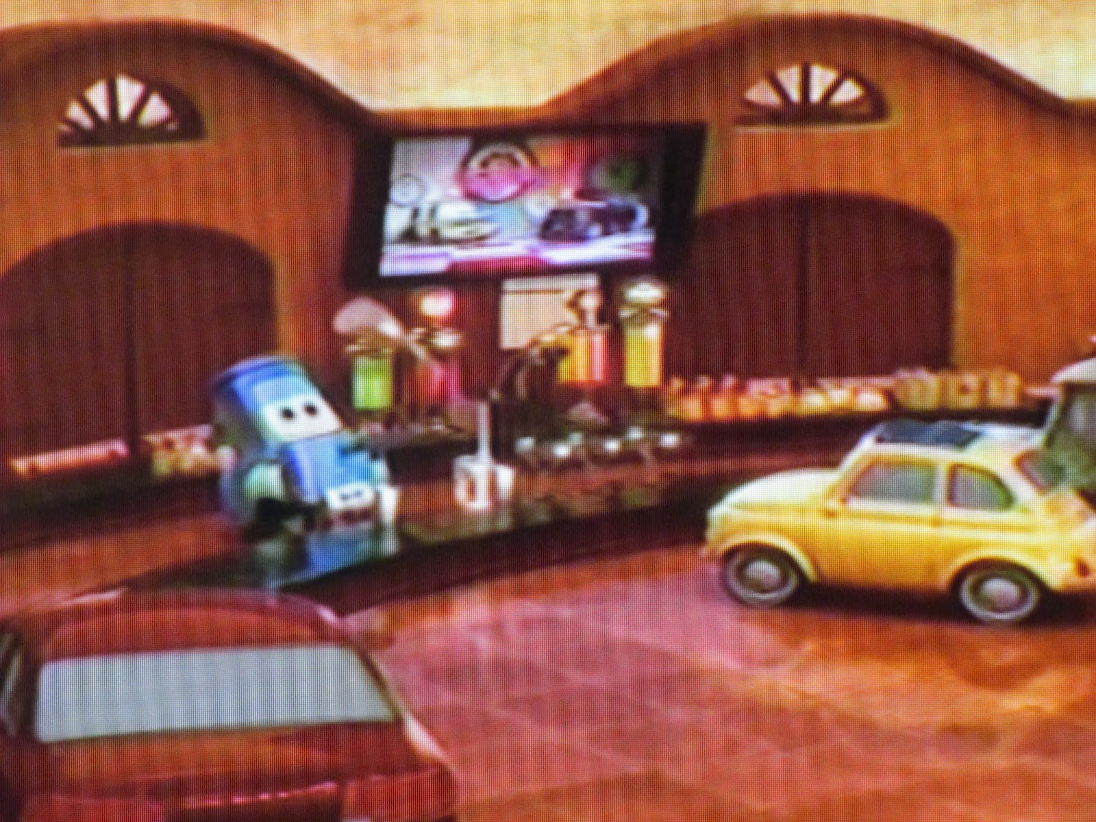 the pixie dust posse the pizza planet truck. Black Bedroom Furniture Sets. Home Design Ideas