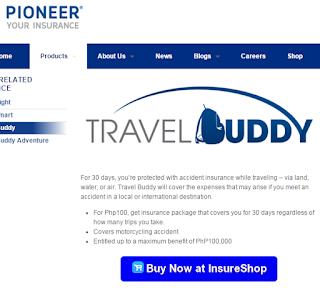 Pioneer-Insurance-Travel-Buddy