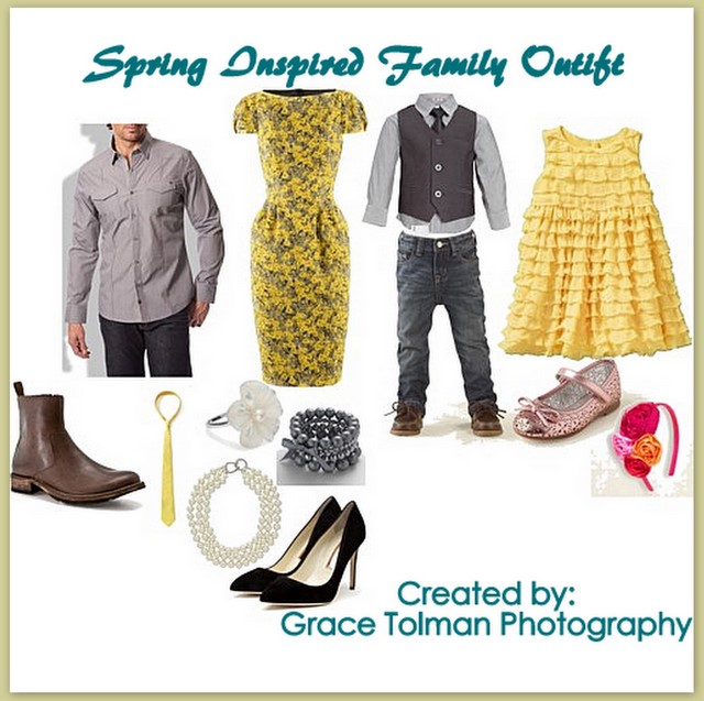 But Before I Go And Enjoy Some Family Time Id Like To Share An Outfit Suggestion That Had Put Together For A Possible Spring Photoshoot