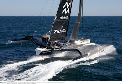 Spindrift 2 sera au départ de The Bridge 2017