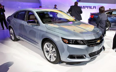 Chevrolet Impala Car 2014