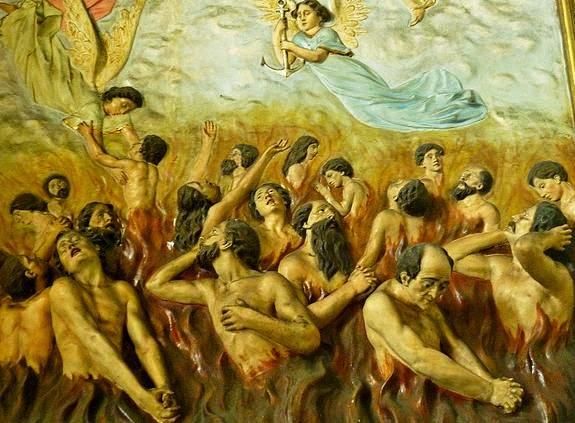Resultado de imagem para almas do purgatorio