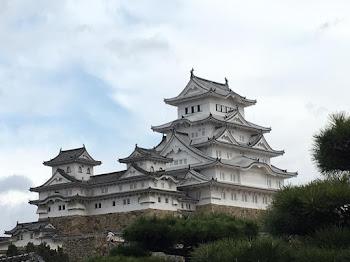 姬路城 Himeji, Japan