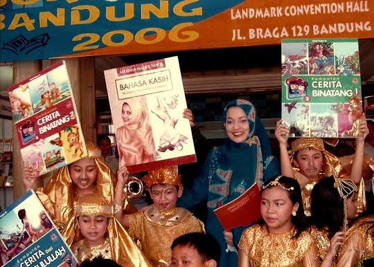 Buku Kedua Marissa Haque diterbitkan oleh PT. ROSDA KARYA Bandung