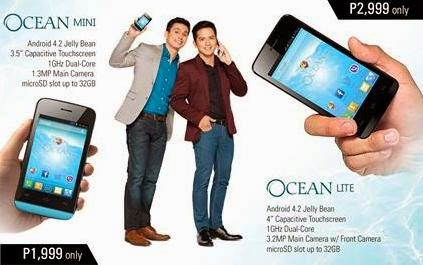 Ocean Mini And Ocean Lite, Latest Dual Core Devices From MyPhone