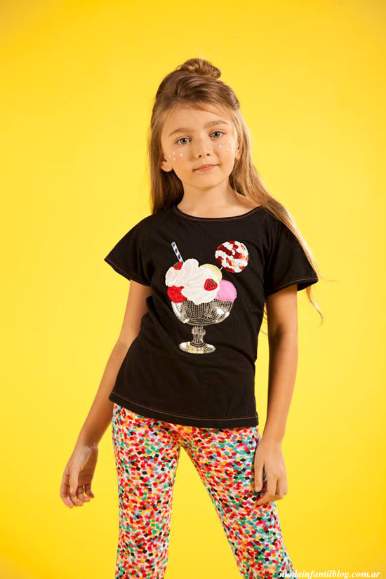 moda verano 2014 ropa para chicas