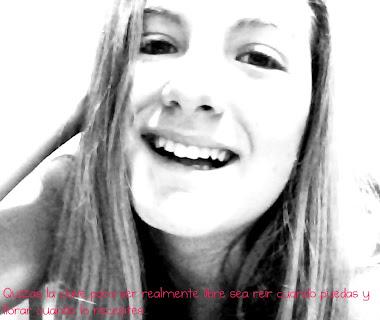 ¿La mejor medicina? Sonrreir .
