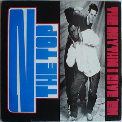 2 The Top – The Rhythm I Give 'Em (1989, 12'', 192)