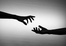 Alguna vez volveremos a darnos las manos