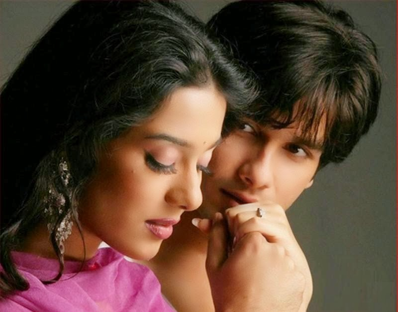 Amrita Rao Shahid Kapoor Couple Free HD Wallpapers Download