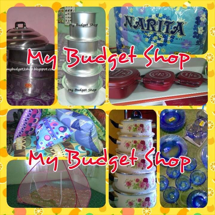 ~My Budget Shop~ (002028409-M)