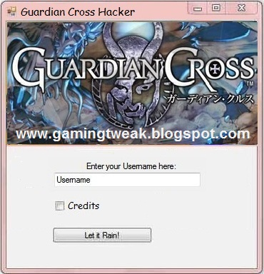 Guardian Cross Hacker for iPhone & iPad (2012) - Free Game Trainers