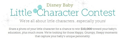Disney Baby Little Character Contest