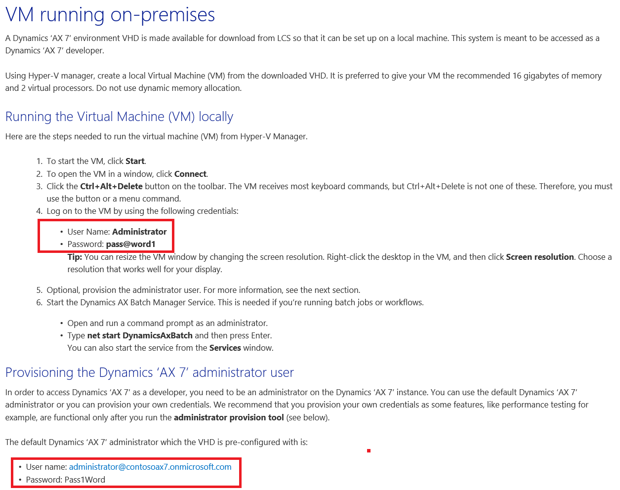 Microsoft Dynamics Ax How To Start Development For Microsoft