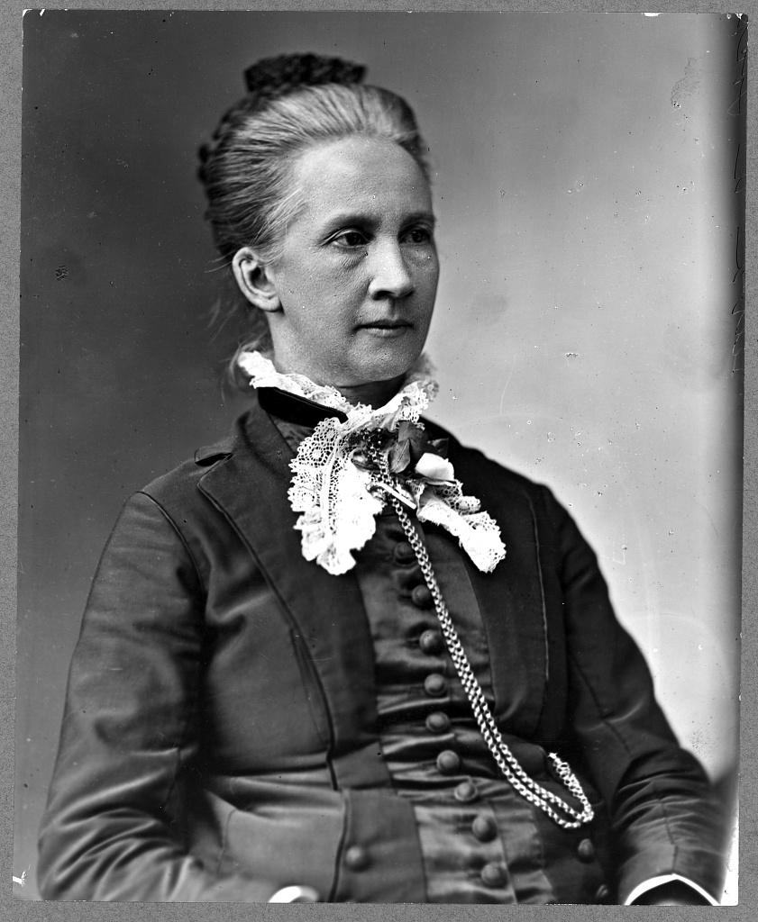 belva women Belva lockwood: 1st woman presidential candidate -- and more.