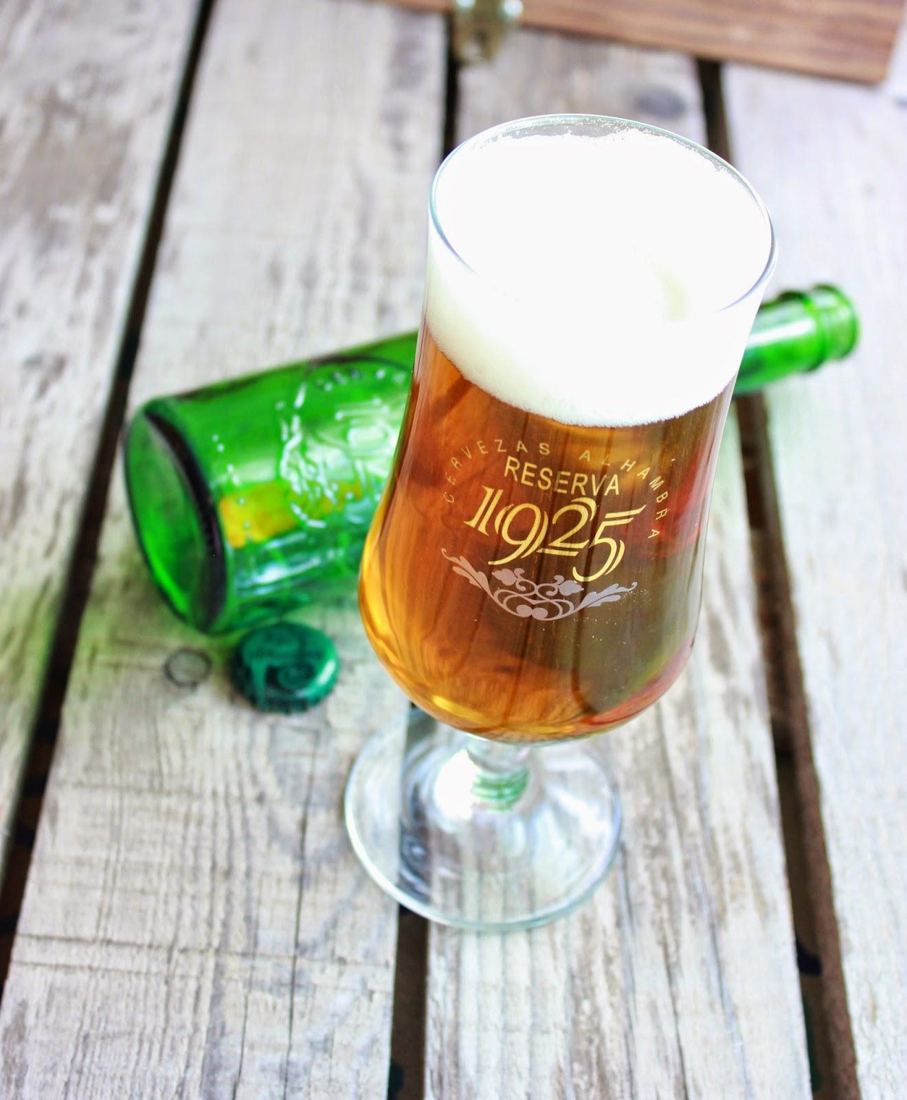 Cerveza Alhambra Reserva 1925 #ArteporDescubrir