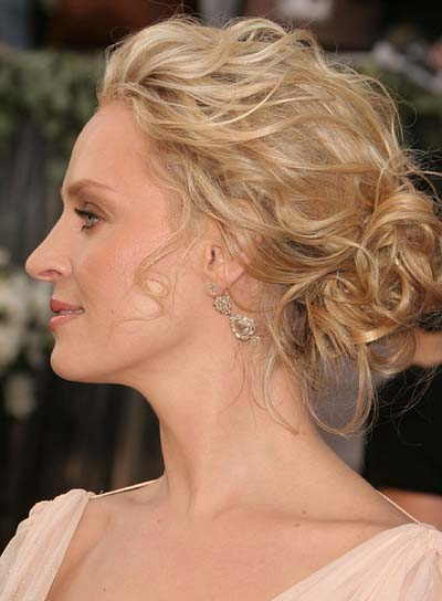 uma thurman hairstyles : Uma Thurman Hairstyles Hairstyles at Home