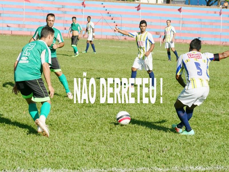 Dio Madona despacha o EC Guarani da Diniz e nas quartas, tem Talhado na parada.