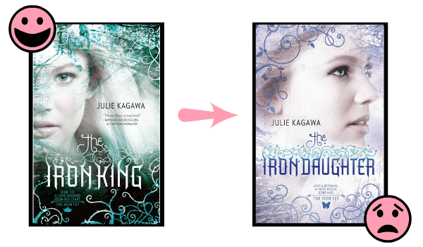 The Iron King by Julie Kagawa The Iron Daughter by Julie Kagawa