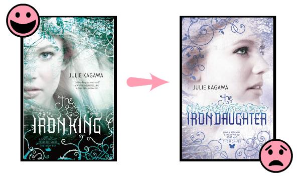 The Iron King by Julie Kagawa The Iron Daughter by Julie Kagawa