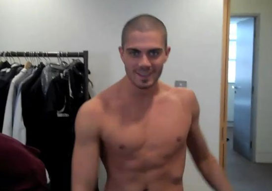 My FABE Music: Max George of The Wanted: You Sexy MF!!