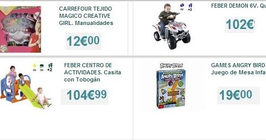 Carrefour Catalogo Juguetes Carrefour 2014