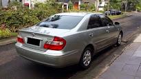 Dijual Mobil Bekas Toyota Camry 2.4 G AT Silver 2003