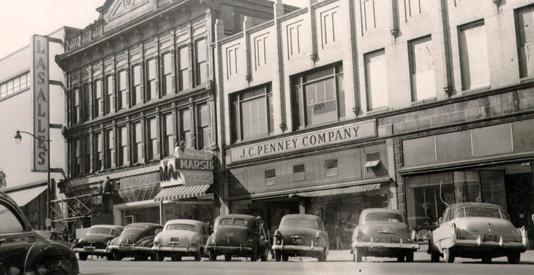 Sandusky History J C Penney Company Opened A Store In