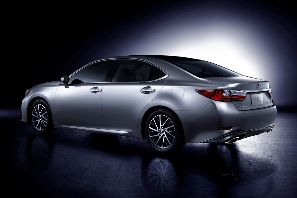 Lexus Ups Luxury With 2016 ES 350 Philippine Car News