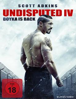 Ver Boyka: Undisputed 4 (Boyka: Undisputed)  (2016) película Latino HD