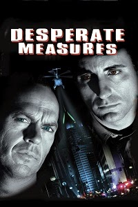 Poster Of Desperate Measures 1998 Full Movie Download 300MB In Hindi English Dual Audio 480P ESubs Compressed Small Size Pc Movie