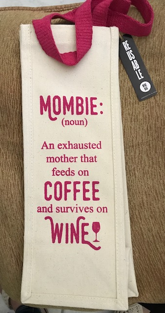 """MOMBIE"" WINE HOLDER CONTEST"