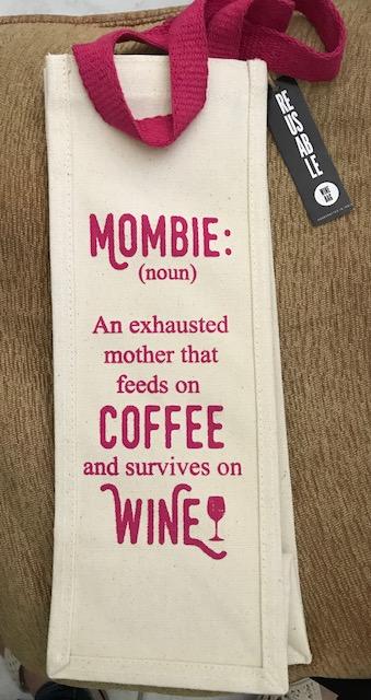 """""""MOMBIE"""" WINE HOLDER CONTEST"""