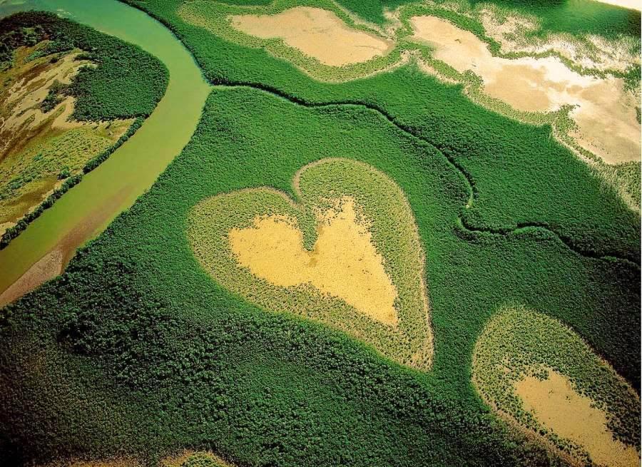 Il cuore di Voh  (Nuova Caledonia)