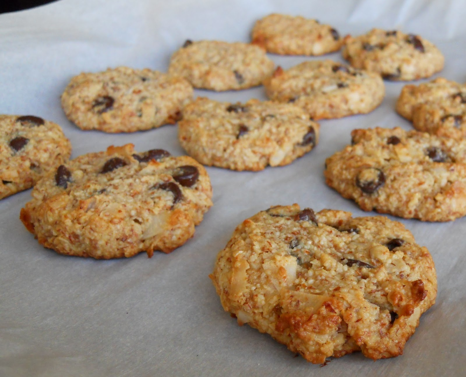chocolate chip cookies opskrifter
